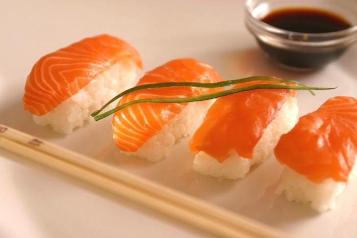Sashimi Copyright: Fiskeriforskning