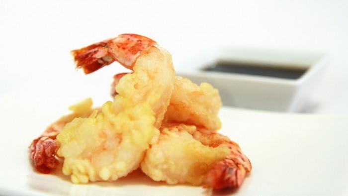 tempura gambor