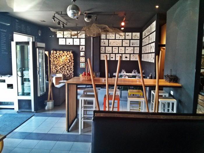 Holesterol bar