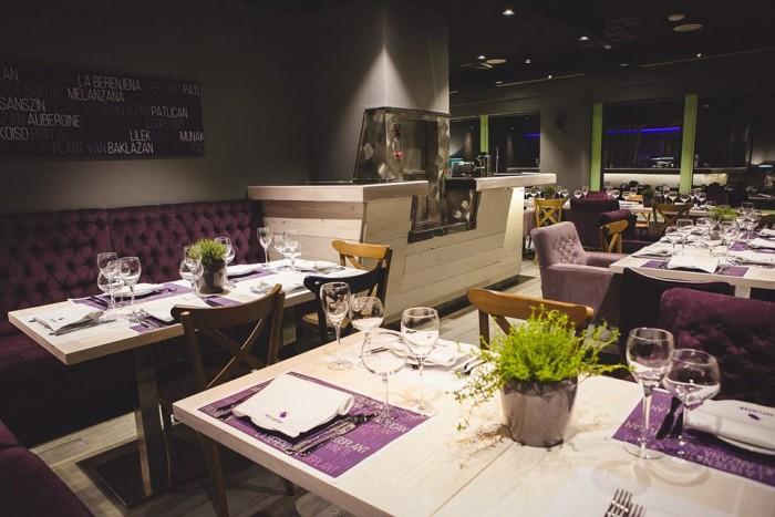 Restoran Patlidžan enterijer,  foto: FB page Restoran Patlidžan