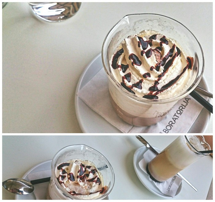 Crna cokolada - mocha i ice latte