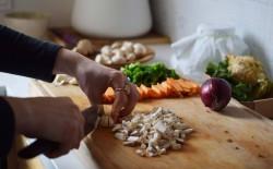 Seckanje i priprema povrća