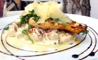 Ukus Beograda, Smokvica, aromatična piletina
