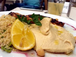 Ukus Beograda, libanska piletina 1