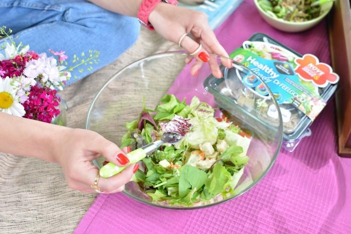 Iceberg obrok salata