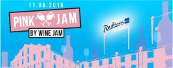 PINK JAM by Wine Jam at Radisson BLU - invitation