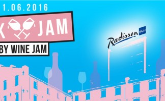 PINK JAM by Wine Jam at Radisson BLU - invitation