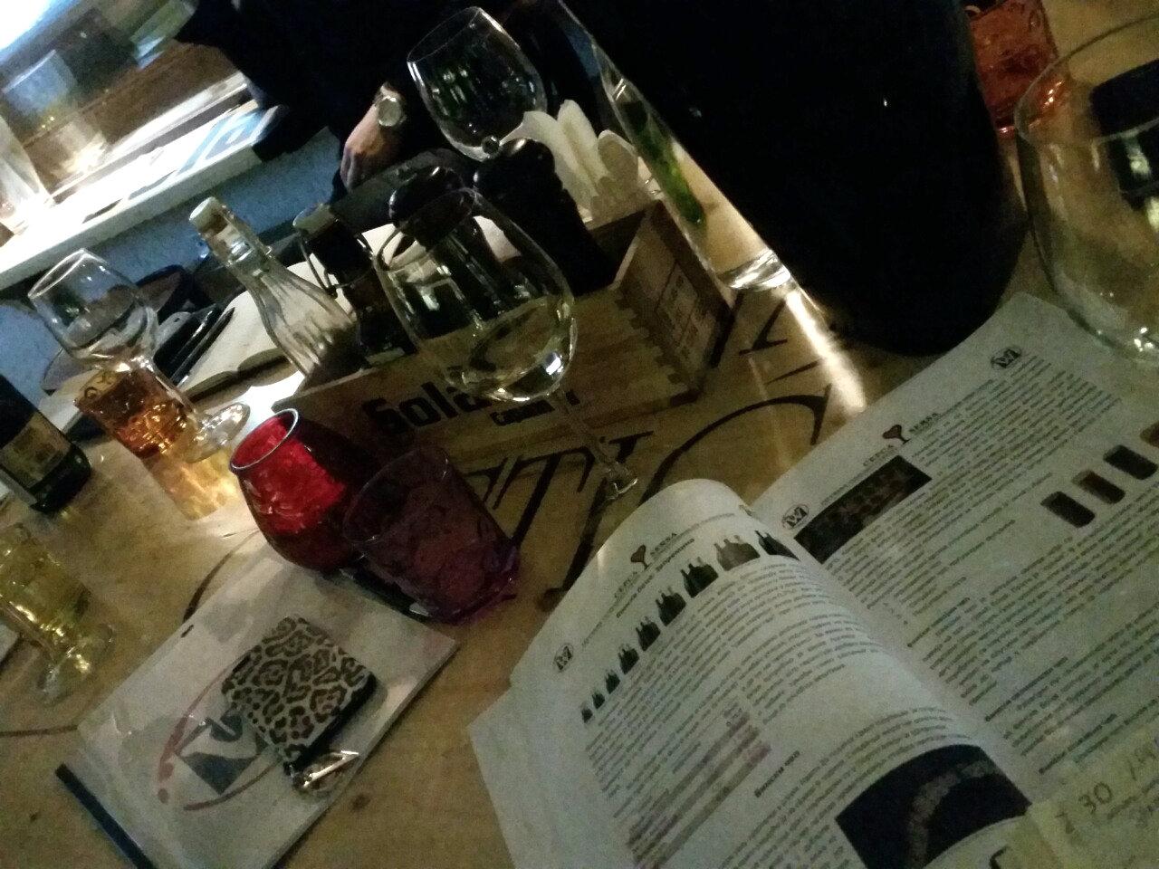vinska škola, steak&wine