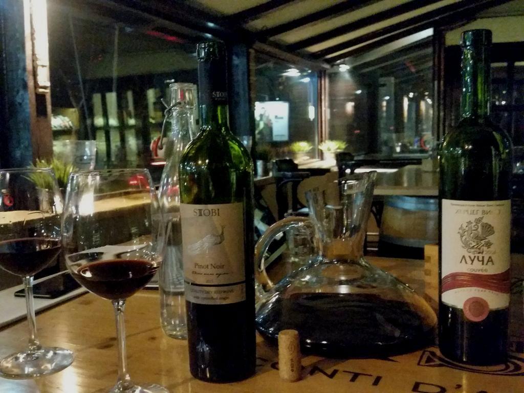 wine school, ukus beograda