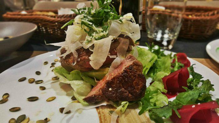 Taljata biftek