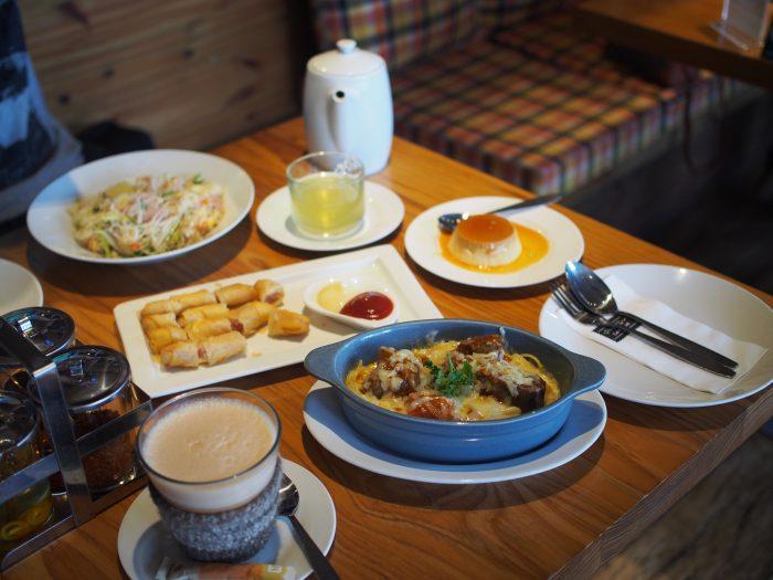 Isan Grill restoran Bangkok ručak
