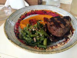 Biftek na pireu od batata