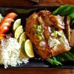 Riba u biljnim začinima, taverna Botija